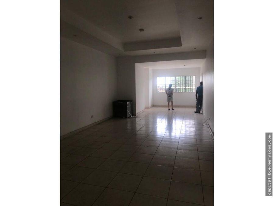 se alquila apartamento sobre la via de juan diaz