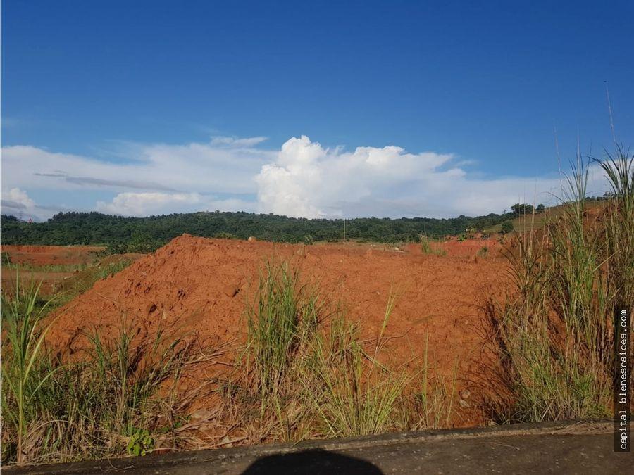 terreno ubicado en green valley corredor norte