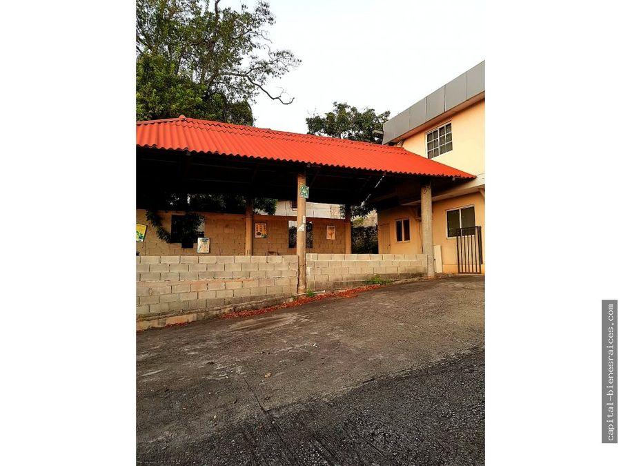 se alquila edificio de dos plantas en juan diaz