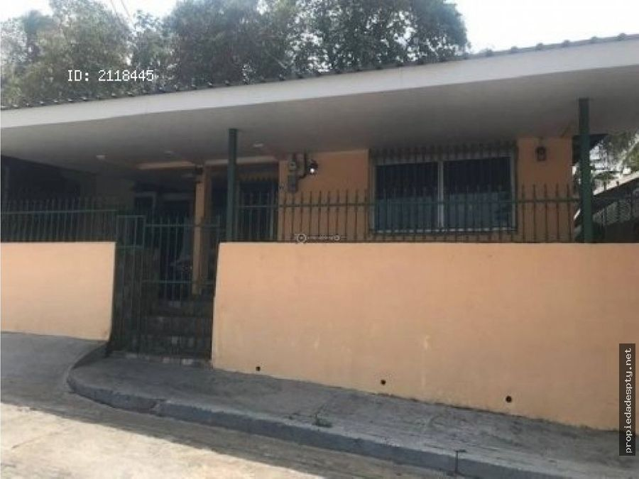 se vende casa en ave la pulida 12 de octubre