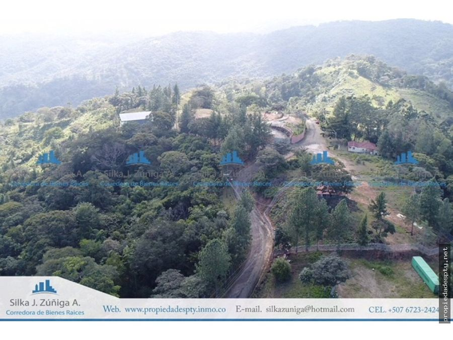 lote en las vistas de cerro azul