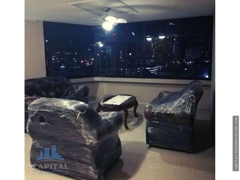 se alquila apartamento amoblado en ph cancun