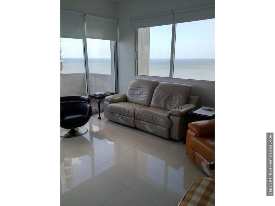 apartamento frente al mar ph zeus costa del este