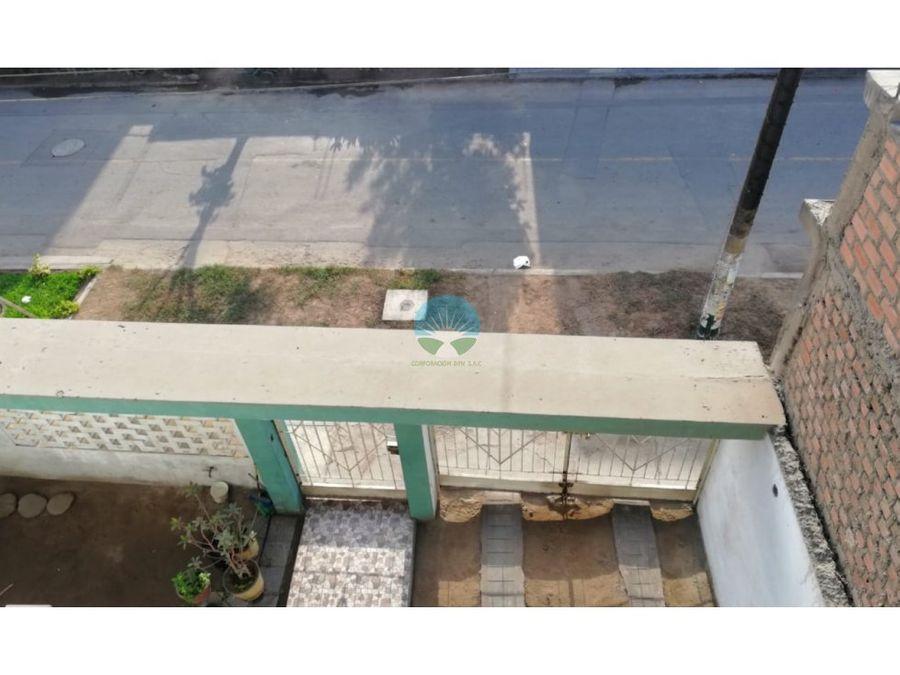 casa en venta urb pro los olivos frente parque