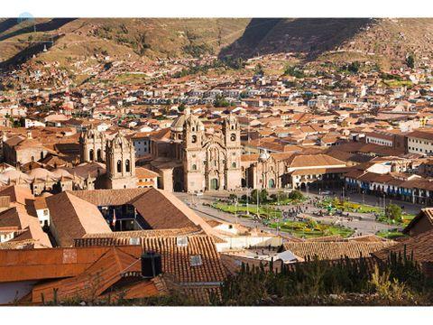 vendo hotel cuzco peru oportunidad