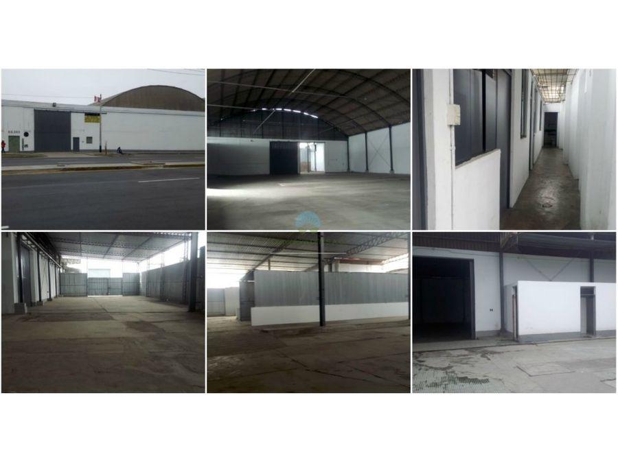 local industrial av argentina 2546 m2