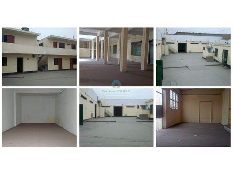 alquiler local industrial lima cercado 7 m2