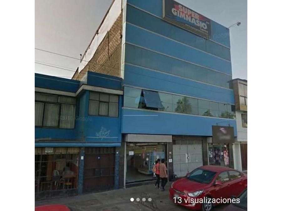 edificio 4 pisos los olivos oficinas otros