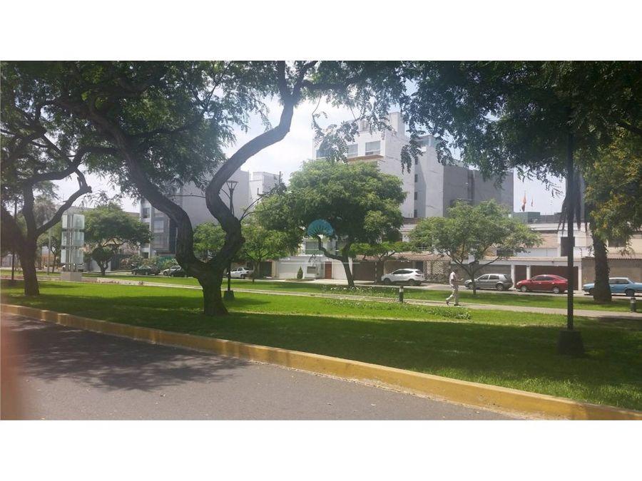 terreno para proyecto 614 m2 san isidro