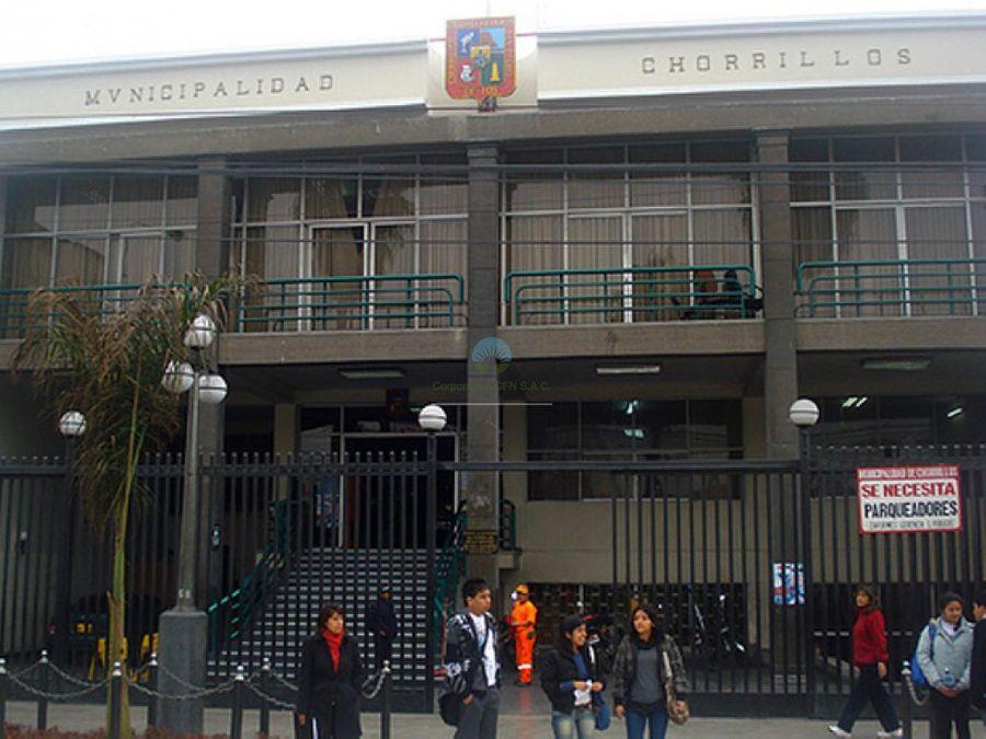 local imprenta chorrillos 300 m2