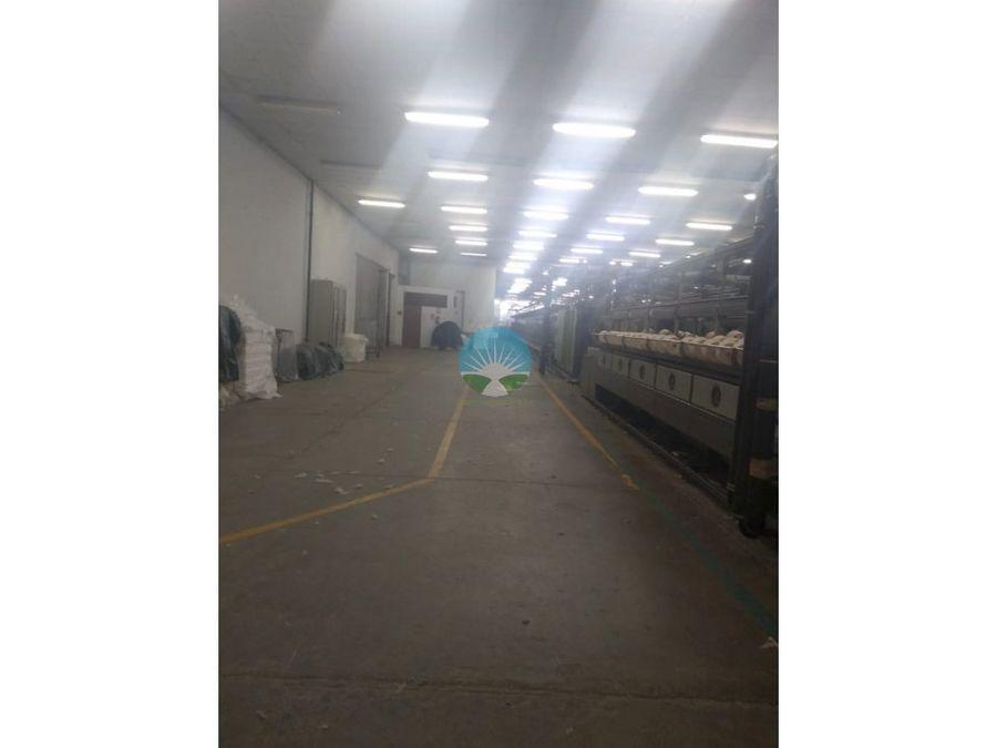 venta local industrial almacen en sjl