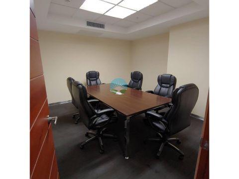 alquilo oficinas en san isidro