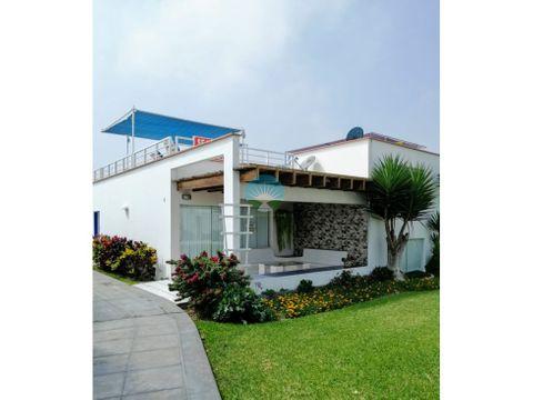 se vende casa en playa palabritas
