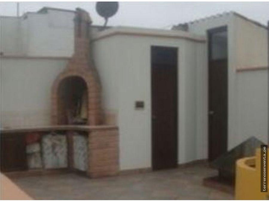 venta de casa en calle cerro rico surco