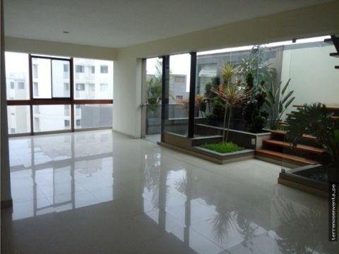 venta de pent house duplex en miraflores