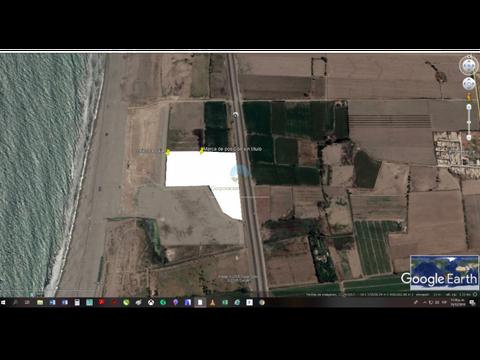 venta 3 hectareas en nueva panamericana sur km 197