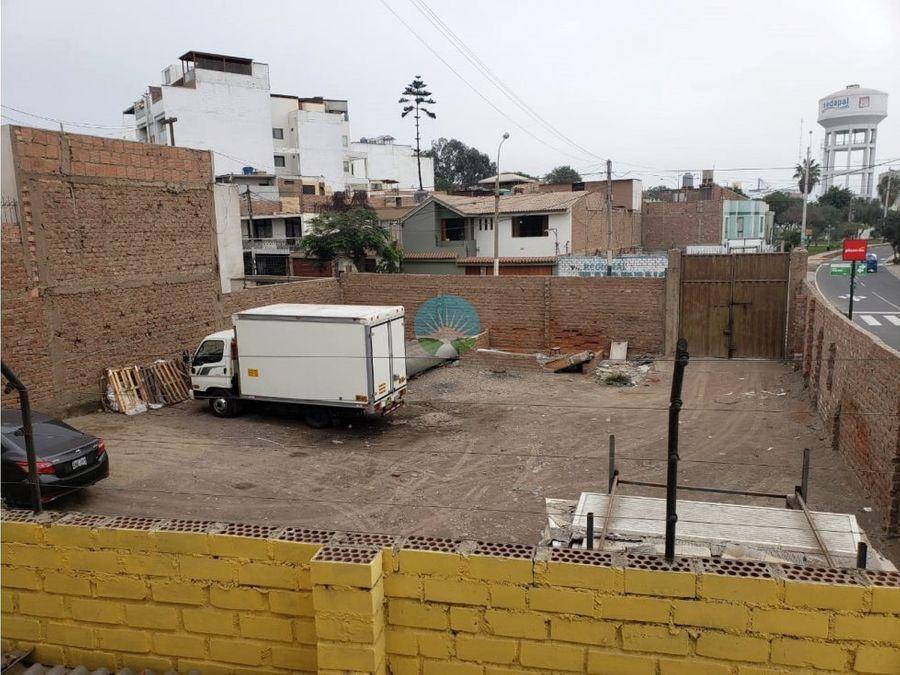 venta de terreno en zona residencial san jose