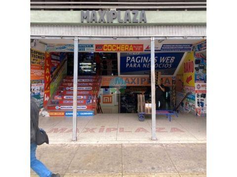se vende local comercial en cercado de lima