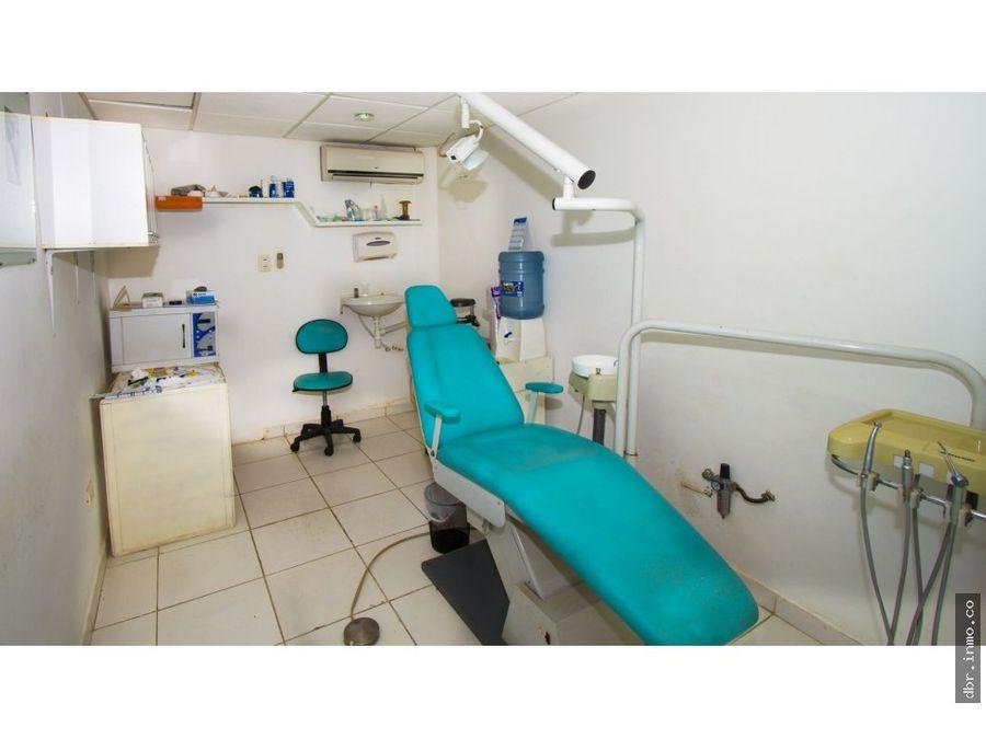 clinica dental con vivienda