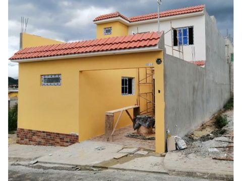 casa residenciales las violetas construccion