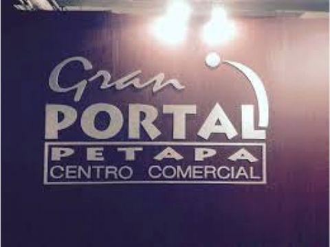 oficina zona 12 centro comercial portal petapa