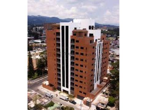 apartamento zona 10 torre del valle ii