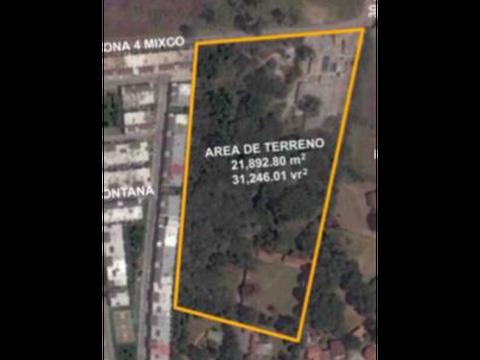 terreno para desarrollo en san nicolas