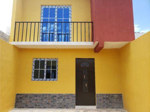 casa de 2 niveles 3 habitaciones san jose pinula