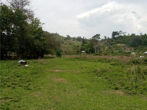 terreno zona 18 las tapias km 115