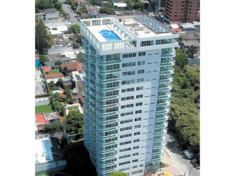 apartamento zona 14 edificio villa risho