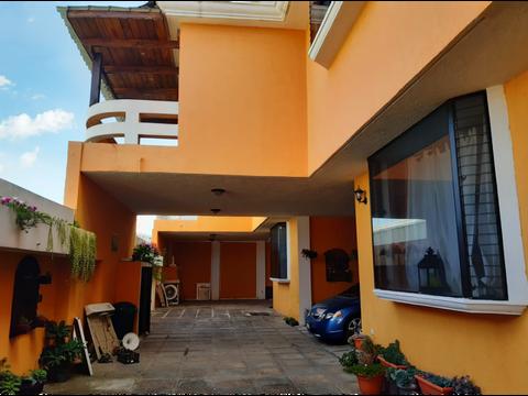casa mixco balcones iii de san cristobal