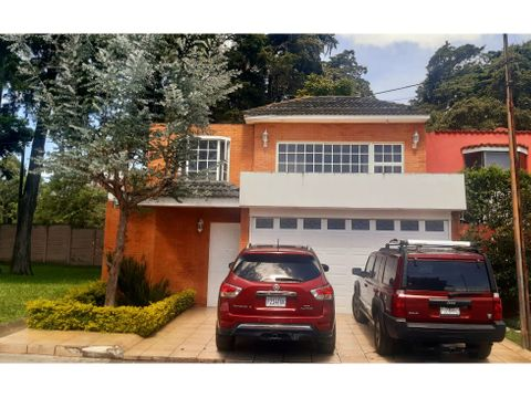 casa zona 7 residenciales bosques de linda villa