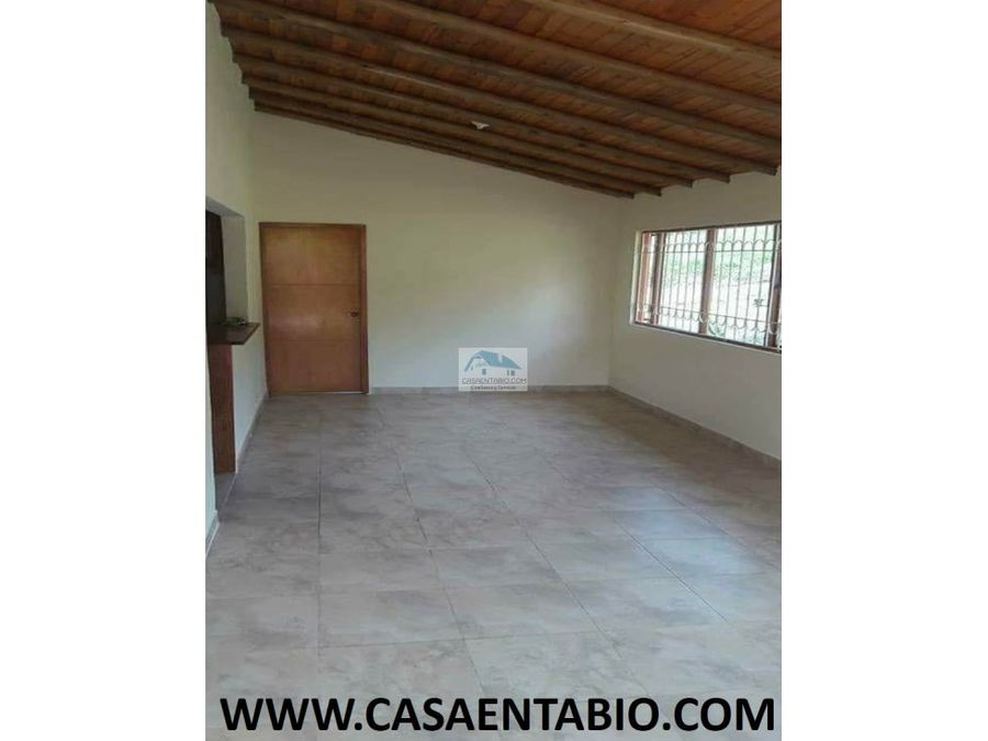vendo 14 fanegadas en tabio rio frio occidental