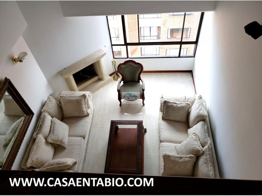 vendo apartamento duplex de 116 mts en cedritos