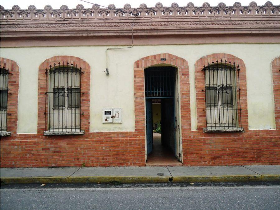 casa y terreno en venta en barquisimeto centro