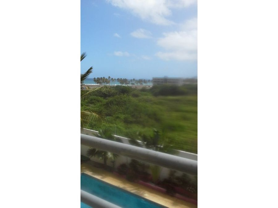 apartamento duplex playa el agua