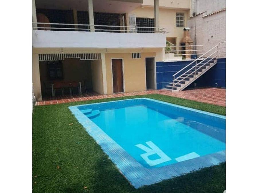 casa en venta en el pedregal de bqto