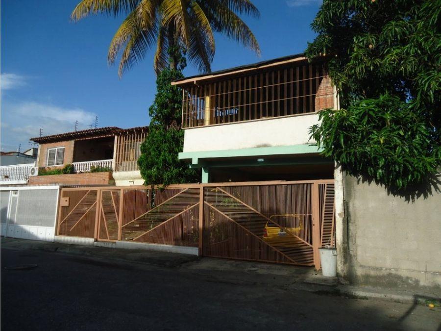 casa en venta en barquisimeto este la rosaleda