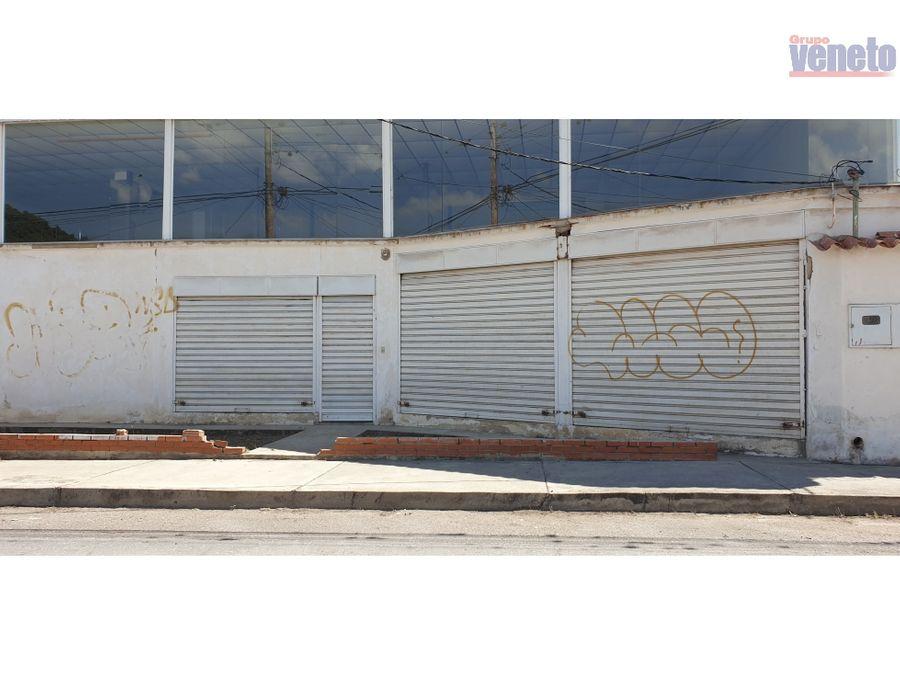 loca comercial a orilla de calle oeste zona comercial