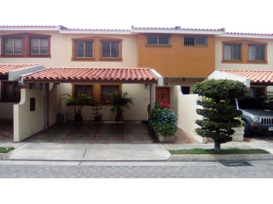 villas del morro 1casa en venta barquisimeto