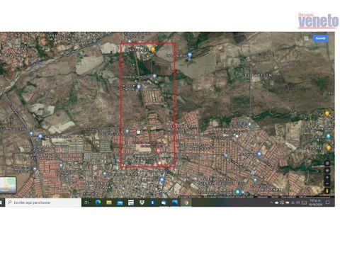 terreno propio 12000 m2 intercomunal barquisimeto cabudare uso urbano