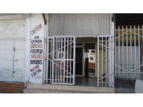 alquila o vende local en zona oeste