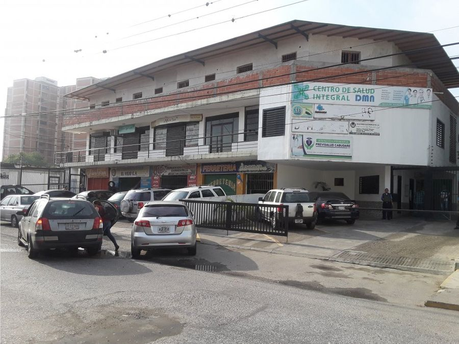 local en venta cabudare cc don marco