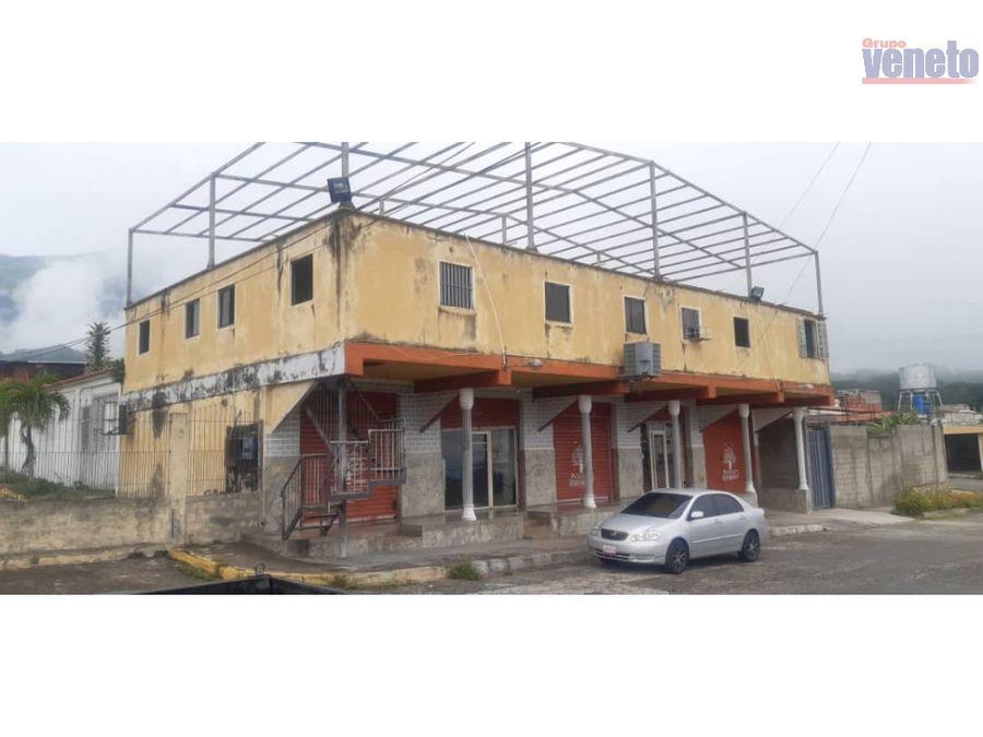 edificio de uso comercial y residencial prados del norte san felipe
