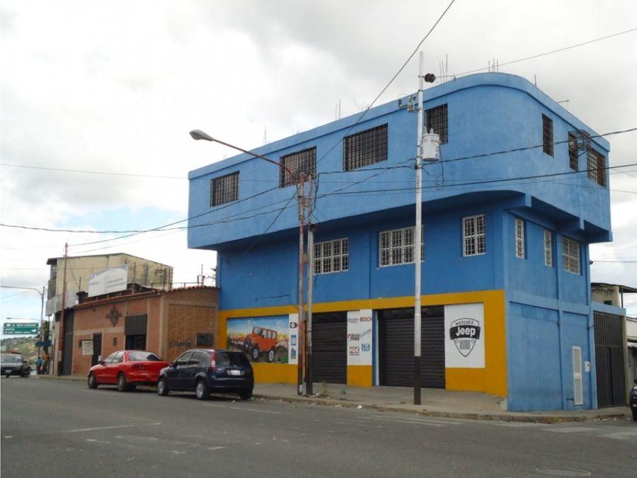edificio en venta av carabobo barquisimeto