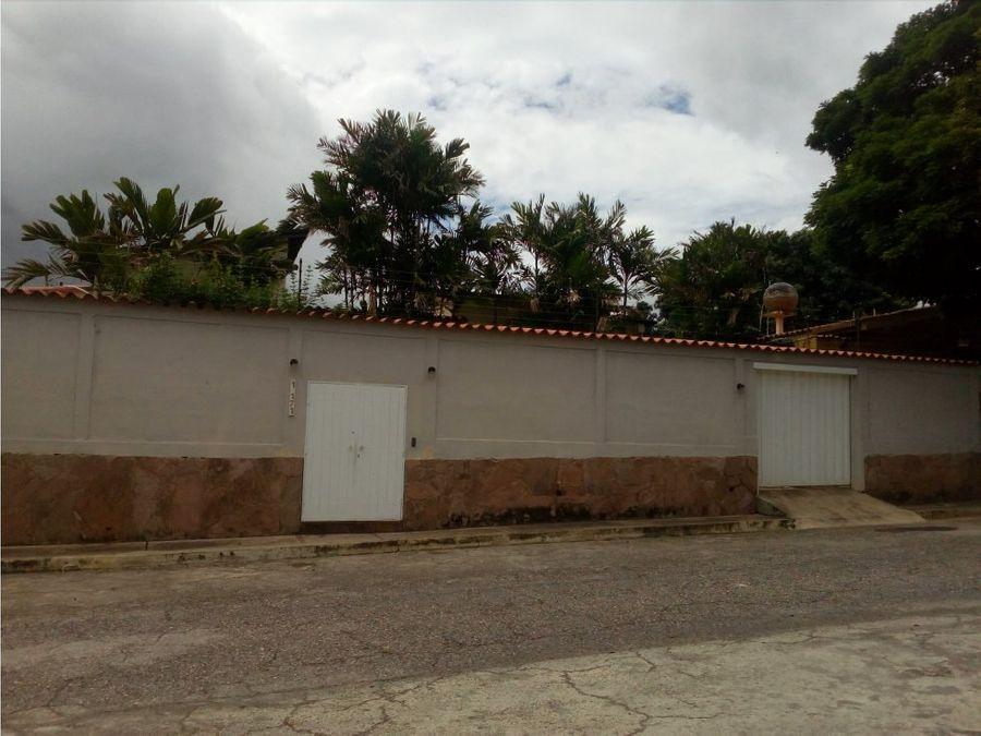 casa en venta urb colinas de santa elena bqto