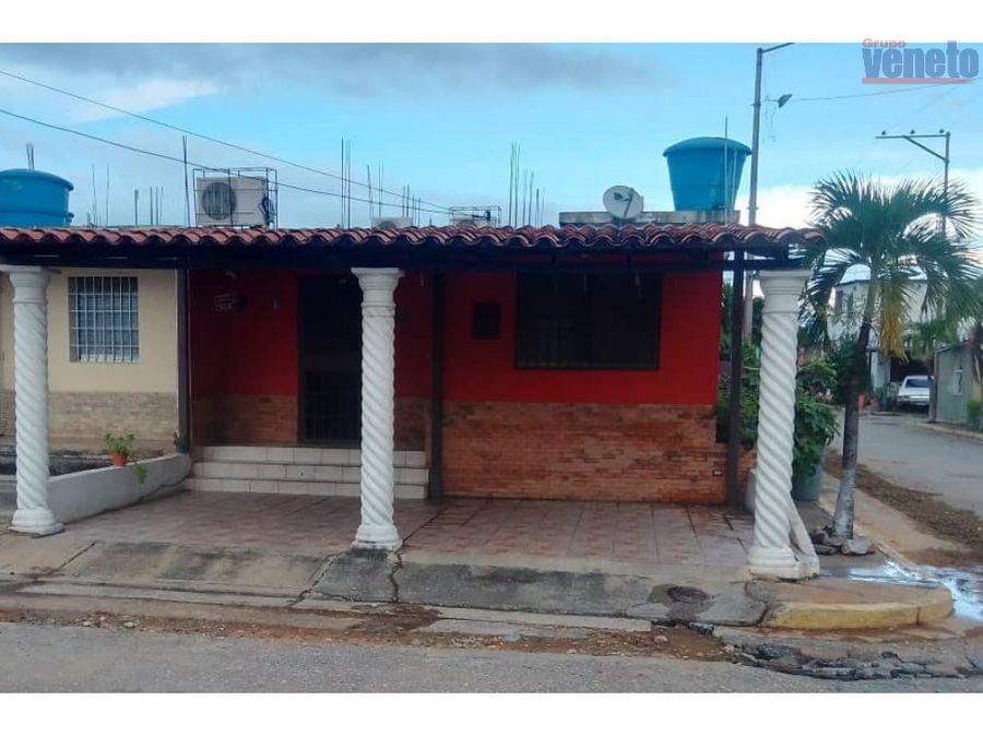 casa quinta en urbanizacion en yaritagua