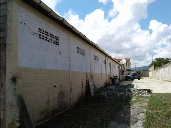 En Venta Galpón Industrial en zona Norte
