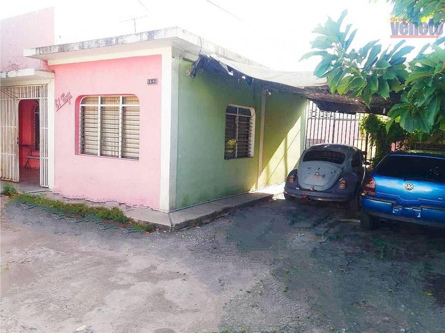 casa con terreno en venta centro barquisimeto
