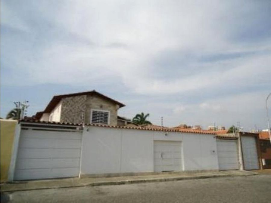 casa quinta en venta en el este de barquisimeto